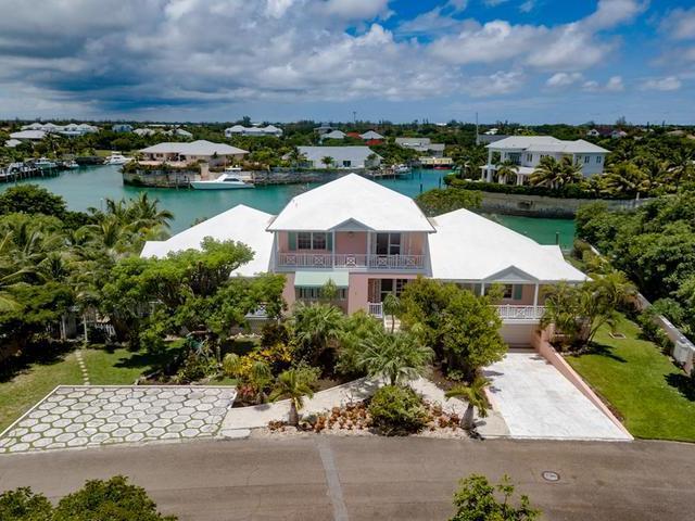 独户住宅 为 销售 在 24 24 Island Drive Port New Providence, Yamacraw, 新普罗维登斯/拿骚 巴哈马