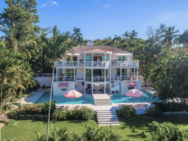 Casa Unifamiliar por un Venta en Minor Cay, Bay Tree Lane Lyford Cay, Nueva Providencia / Nassau Bahamas