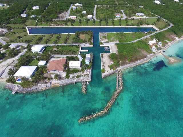 Land for Sale at Canal Lot 12, Pelican Bay Russell Island, Eleuthera Bahamas