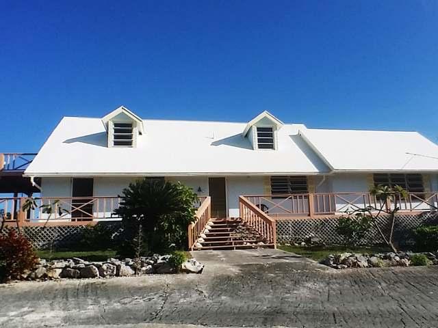 Single Family Home for Sale at Coral Gardens, Garden Road Hoopers Bay, Exuma Bahamas