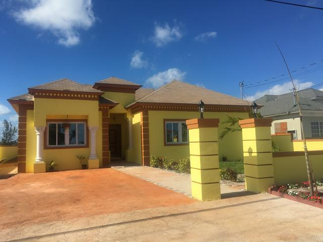 Single Family Home for Sale at Southern Comfort Nassau, Nassau And Paradise Island Bahamas