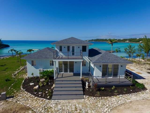 Single Family Home for Sale at Paradise Cove Rainbow Bay, Eleuthera Bahamas