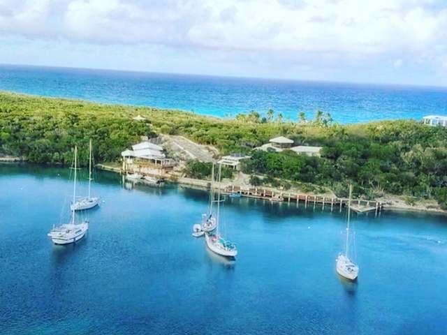 其它住宅 为 销售 在 Stocking Island 埃克苏马群岛, 伊克苏马海 巴哈马