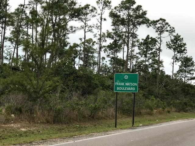 Land for Sale at Lot B Frank Watson Blvd Albany, South Ocean, Nassau And Paradise Island Bahamas