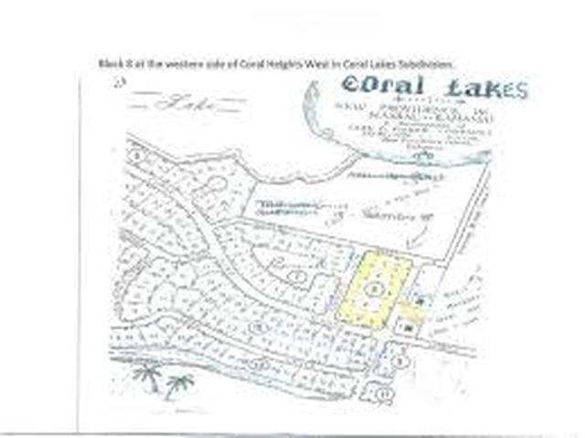 Single Family Home for Sale at Central Drive East Coral Heights East, Coral Harbour, Nassau And Paradise Island Bahamas