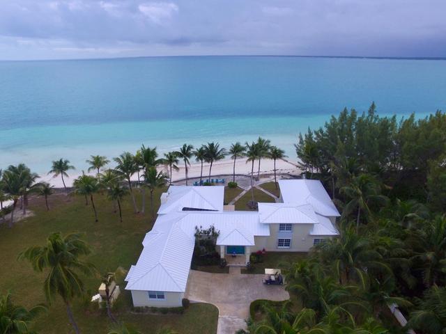 Single Family Home for Sale at Love Shack Windward Beach, Treasure Cay, Abaco Bahamas