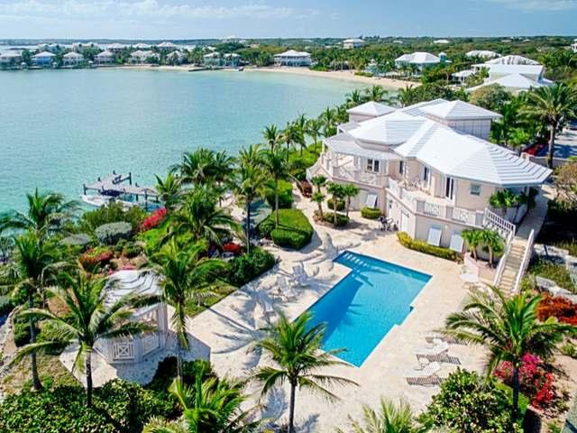 Single Family Home for Sale at Starfish Ct February Point, Exuma Bahamas