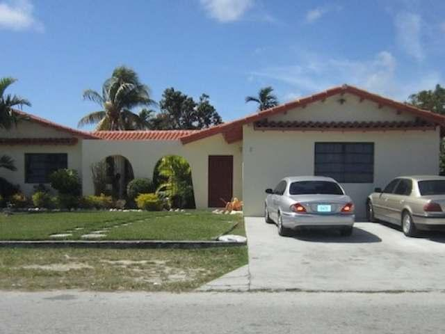 Single Family Home for Sale at Winton Meadows Home, Meadows Blvd. Winton Meadows, Winton, Nassau And Paradise Island Bahamas