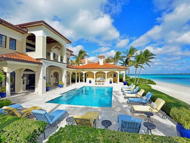 独户住宅 为 销售 在 Paraiso, 42 Ocean Club Estates Ocean Club Estates, 天堂岛, 新普罗维登斯/拿骚 巴哈马