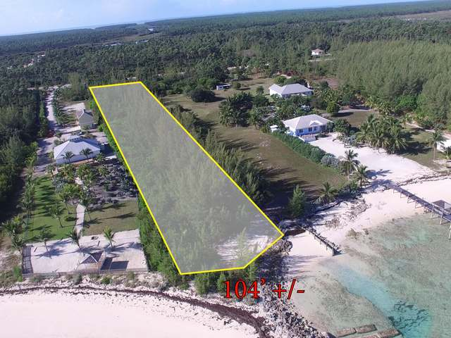 "Terreno por un Venta en Lot ""A"" Turtle Rocks, Lot ""a""turtle Rocks South Turtle Rocks, Abaco Bahamas"