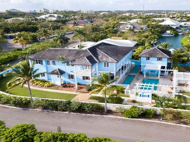Casa Unifamiliar por un Alquiler en Old Fort Bay Islands At Old Fort Bay, Old Fort Bay, Nueva Providencia / Nassau Bahamas