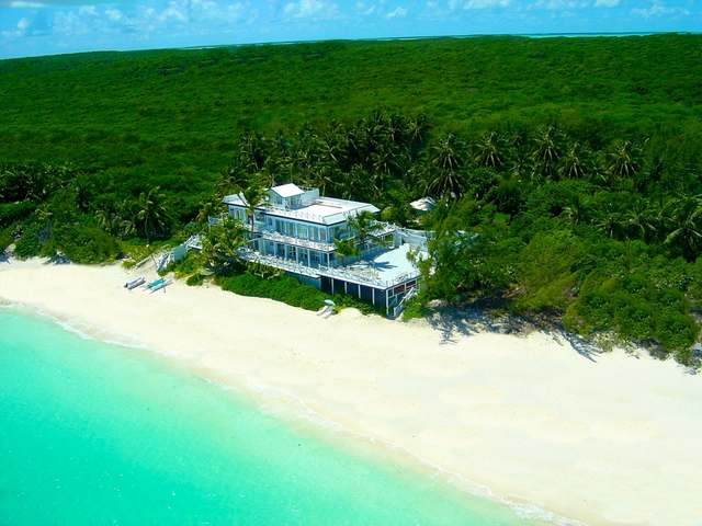 Single Family Home for Sale at Bougainvillea House Tar Bay, Exuma Bahamas