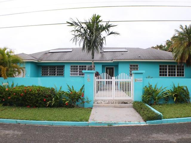 独户住宅 为 出租 在 Highland Terrace The Grove, 海湾街, 新普罗维登斯/拿骚 巴哈马