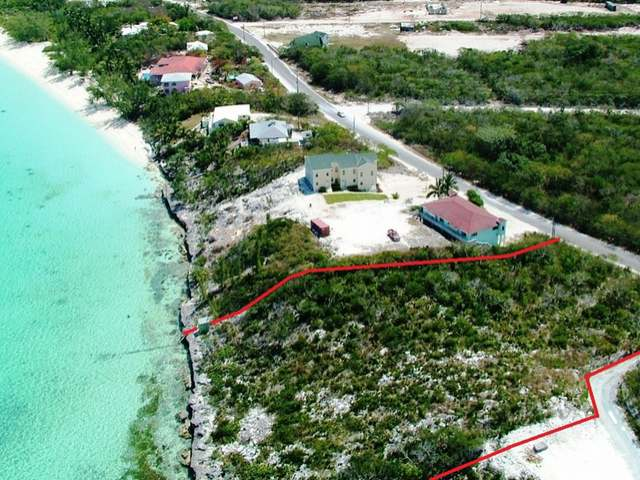 Land for Sale at Queens Highway Hoopers Bay, Exuma Bahamas