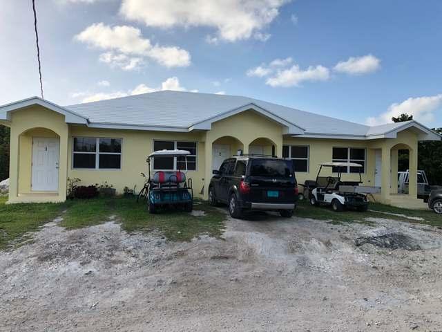 多户住宅 为 销售 在 Russell Is. 4-Plex, Vivian Pinder Road Russell Island, 伊路瑟拉 巴哈马