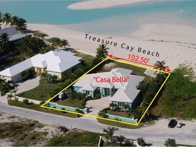 Single Family Home for Sale at Casa Bella, TCB, Casa Bella, Tcb Treasure Cay, Abaco Bahamas
