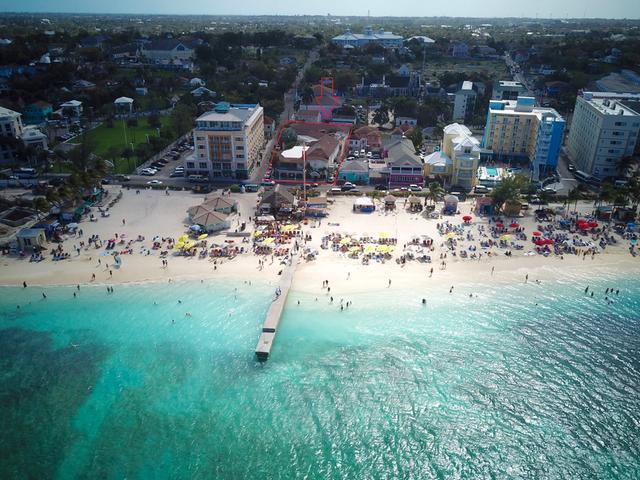 商用 为 销售 在 El Greco Hotel, Bay Street Downtown, 新普罗维登斯/拿骚 巴哈马