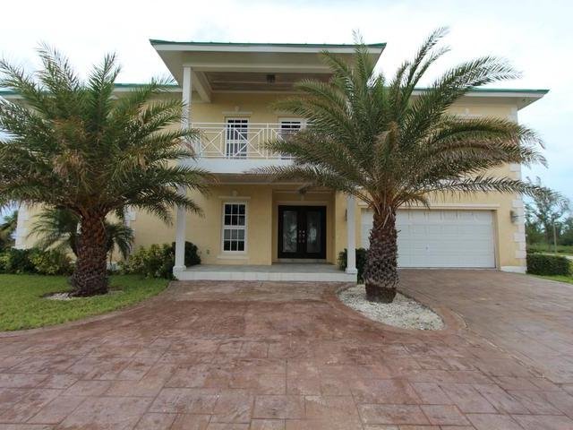 Single Family Home for Sale at Old aBahama Bay Home, 48 Gardenia Court West End, Freeport And Grand Bahama Bahamas