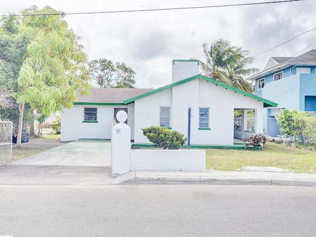 Single Family Home for Sale at Harold Road West Nassau, Nassau And Paradise Island Bahamas