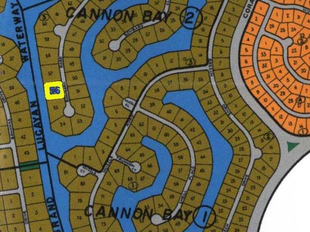 土地,用地 为 销售 在 Cannon Bay Lot, Bombard Road Freeport, 大巴哈马/自由港 巴哈马