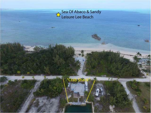 Single Family Home for Sale at Crab Shack, Crab Shack, Leisure Lee Leisure Lee, Abaco Bahamas