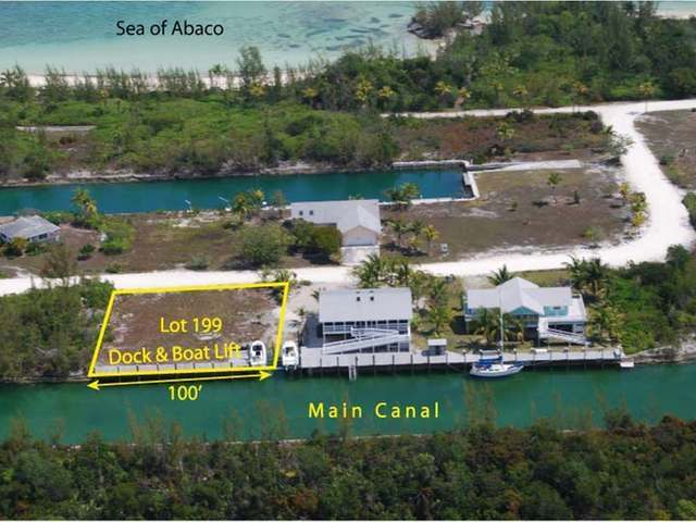 Land for Sale at Lot 199, Leisure Lee, Lot 199, Leisure Lee Leisure Lee, Abaco Bahamas