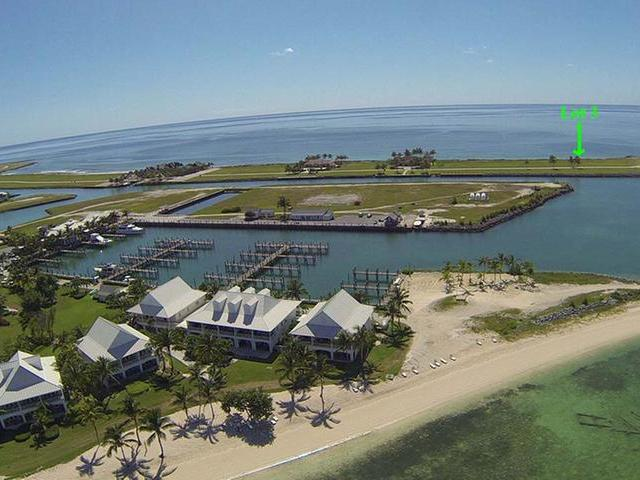 土地,用地 为 销售 在 Old Bahama Bay Lot, Alamanda Way West End, 大巴哈马/自由港 巴哈马