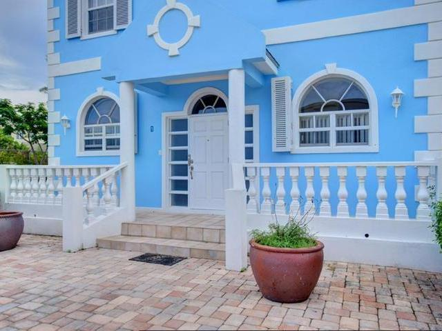 Casa Unifamiliar por un Alquiler en 1 Jacaranda Sandyport Sandyport, Cable Beach, Nueva Providencia / Nassau Bahamas