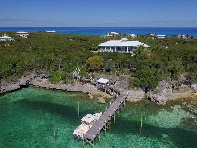 Single Family Home for Sale at Temara Dolphin Beach Estates, Guana Cay, Abaco Bahamas
