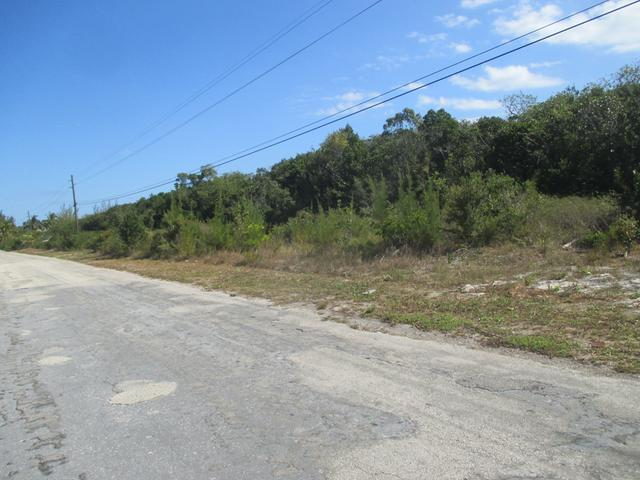 Terreno por un Venta en Little Bluff, Off Queens Highway Savannah Sound, Eleuthera Bahamas