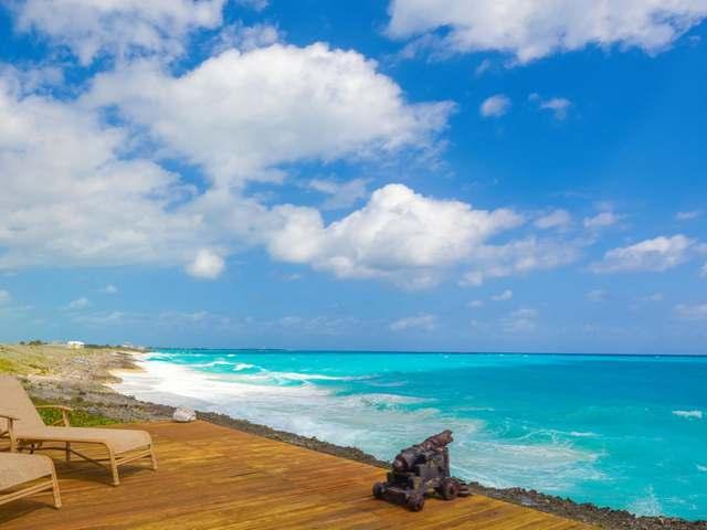 Single Family Home for Sale at Ocean House, Admiral Lane Bahama Sound, Exuma Bahamas