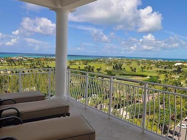 Condominio por un Alquiler en #703 One Ocean, One Ocean,Paradise Island Paradise Island, Nueva Providencia / Nassau Bahamas