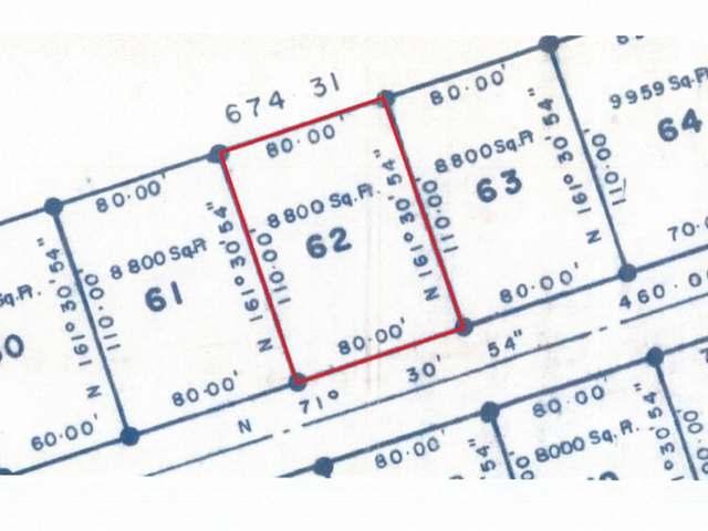 土地,用地 为 销售 在 Leeward East Nassau Street, 新普罗维登斯/拿骚 巴哈马