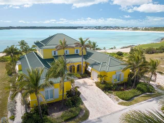 Single Family Home for Sale at Ocean Ridge Drive Emerald Bay, Exuma Bahamas