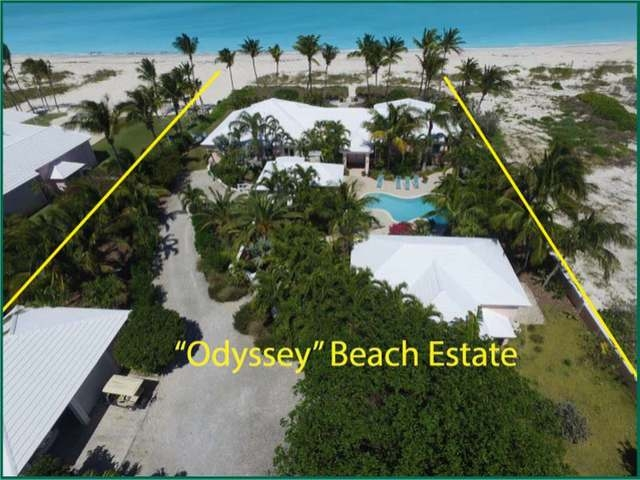 Single Family Home for Sale at Odyssey, TCB, Odyssey, Tcb Treasure Cay, Abaco Bahamas