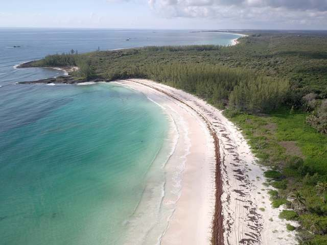 Land for Sale at 23 Beachfront Acres, 23 Acres In Rolling Harbo Other Abaco, Abaco Bahamas