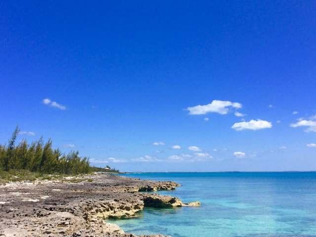 土地,用地 为 销售 在 Lot 5, Wandering Shore Drive 彩虹湾, 伊路瑟拉 巴哈马