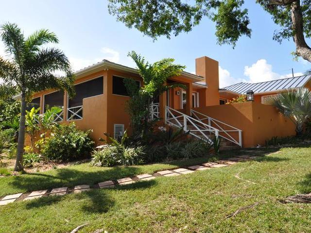 独户住宅 为 销售 在 On De Sound, On De Sound 绿龟岛, 阿巴科 巴哈马