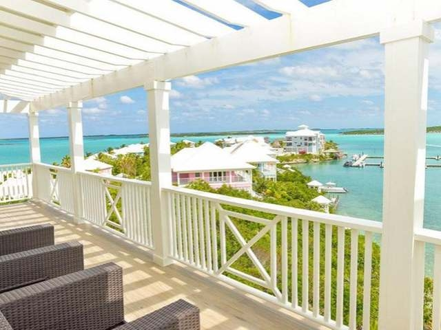 Single Family Home for Sale at Crystal Cove Road February Point, Exuma Bahamas