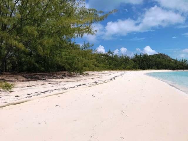 土地,用地 为 销售 在 Stocking Island 埃克苏马群岛, 伊克苏马海 巴哈马