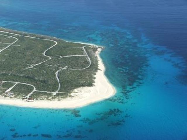 Commercial for Sale at Vacant lot, Sandy Point Tip Columbus Landings, San Salvador Bahamas