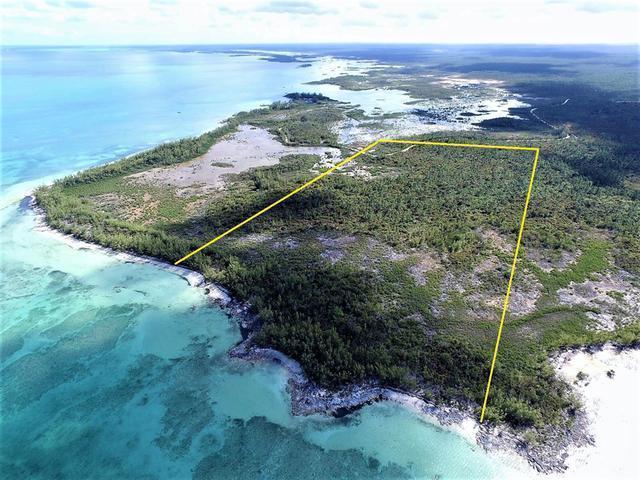 土地,用地 为 销售 在 Witch Point Acreage, Witch Point Acres On Sea Other Abaco, 阿巴科 巴哈马