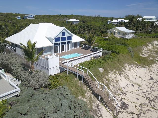 Single Family Home for Sale at Hibiscus, Hibiscus White Sound, Elbow Cay, Abaco Bahamas