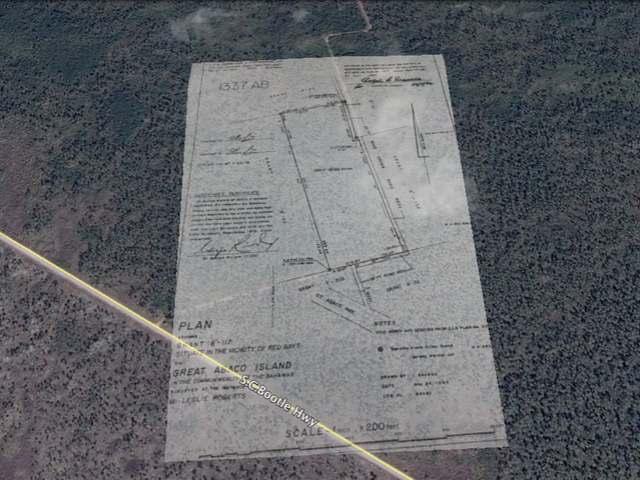 土地,用地 为 销售 在 Abaco Acreage, Red Bay, Abaco Other Abaco, 阿巴科 巴哈马