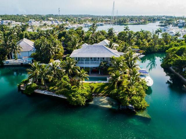 Single Family Home for Sale at Islands At Old Fort Islands At Old Fort Bay, Old Fort Bay, Nassau And Paradise Island Bahamas