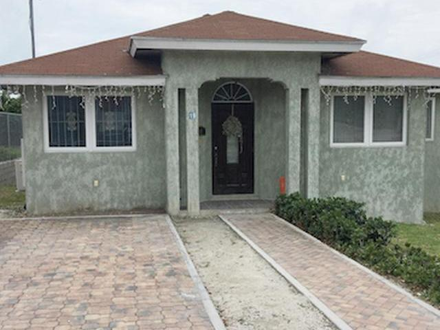 Casa Unifamiliar por un Venta en St. Anne's Estates Prince Charles Drive, Nueva Providencia / Nassau Bahamas