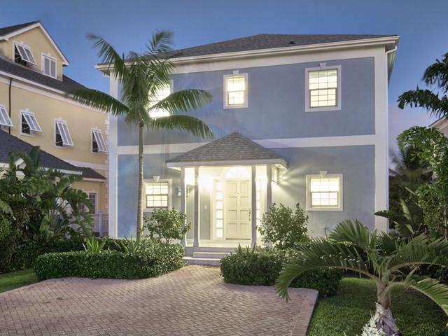 Casa Unifamiliar por un Venta en 2 Coral Beach, Sandyport Sandyport, Cable Beach, Nueva Providencia / Nassau Bahamas