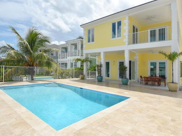 Single Family Home for Rent at Executive Rental, 25 Poinciana Cay Sandyport, Cable Beach, Nassau And Paradise Island Bahamas