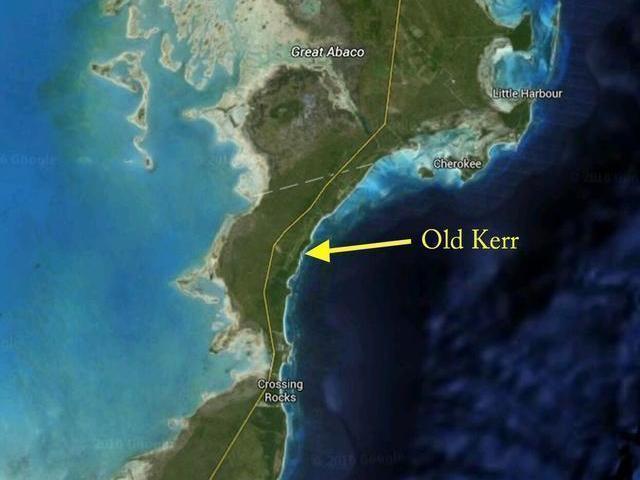Comercial por un Venta en Old Kerr Acreage, Old Kerr, Abaco Other Abaco, Abaco Bahamas