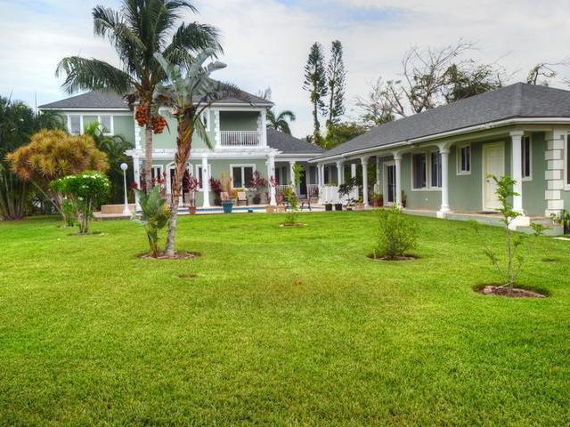 Single Family Home for Sale at Mahalo, Skyline Dr., Skyline Drive West Bay Street, Nassau And Paradise Island Bahamas